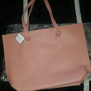 Rose Pink Shoulder Bag